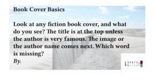 Cover Artist | Book cover basics | Janet Gershen-Siegel | Adventures in Career Changing