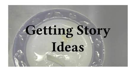 Adventures in Career Changing | Janet Gershen-Siegel | Getting story ideas second quarter 2021