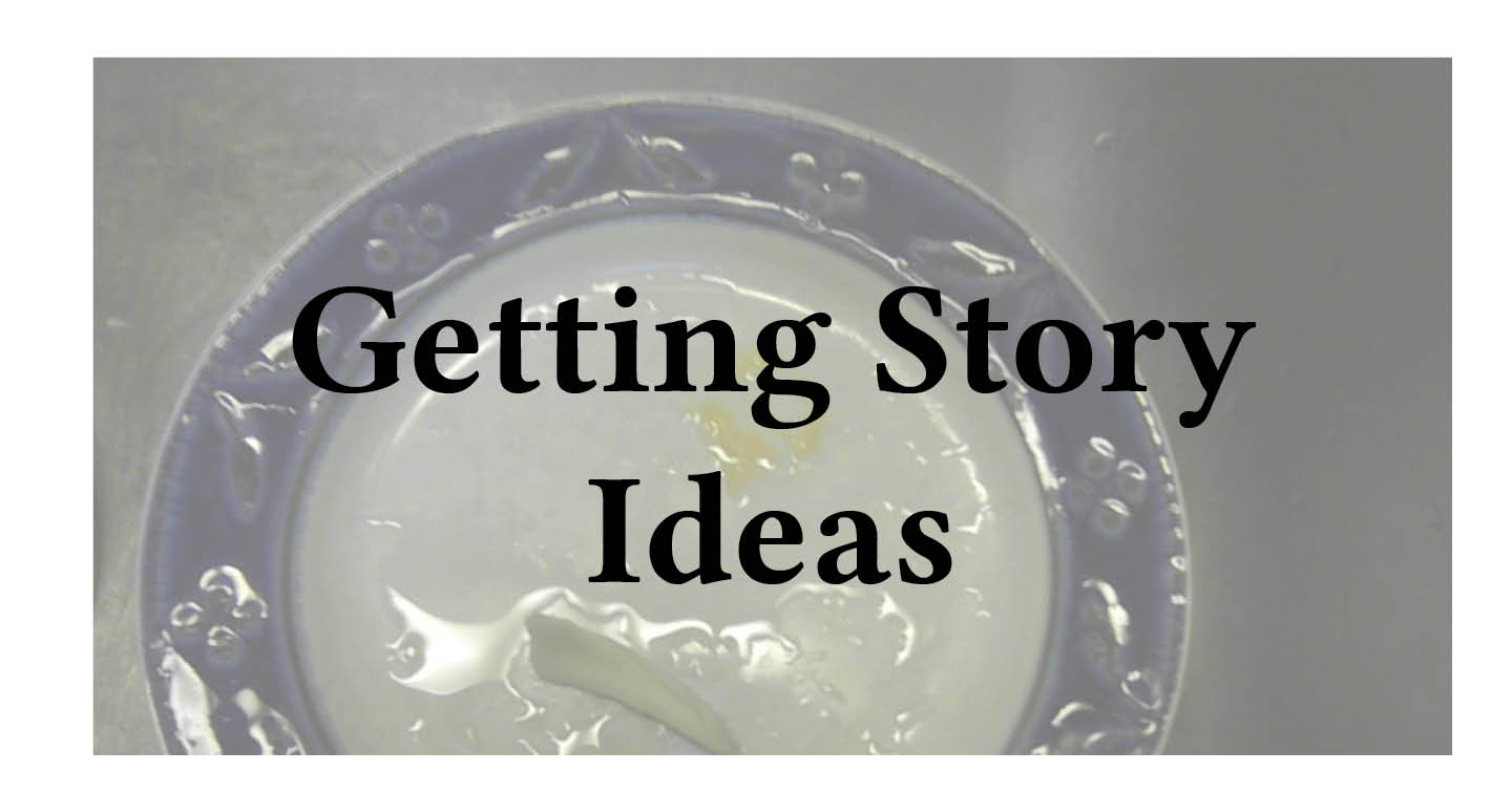 Adventures in Career Changing | Janet Gershen-Siegel | Getting story ideas