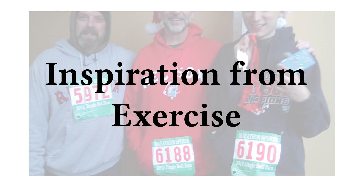 Adventures in Career Changing | Janet Gershen-Siegel | Getting inspiration from exercise