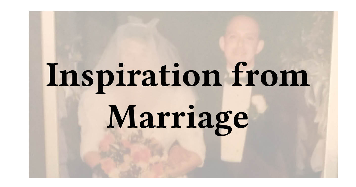 Adventures in Career Changing | Janet Gershen-Siegel | Getting inspiration from marriage