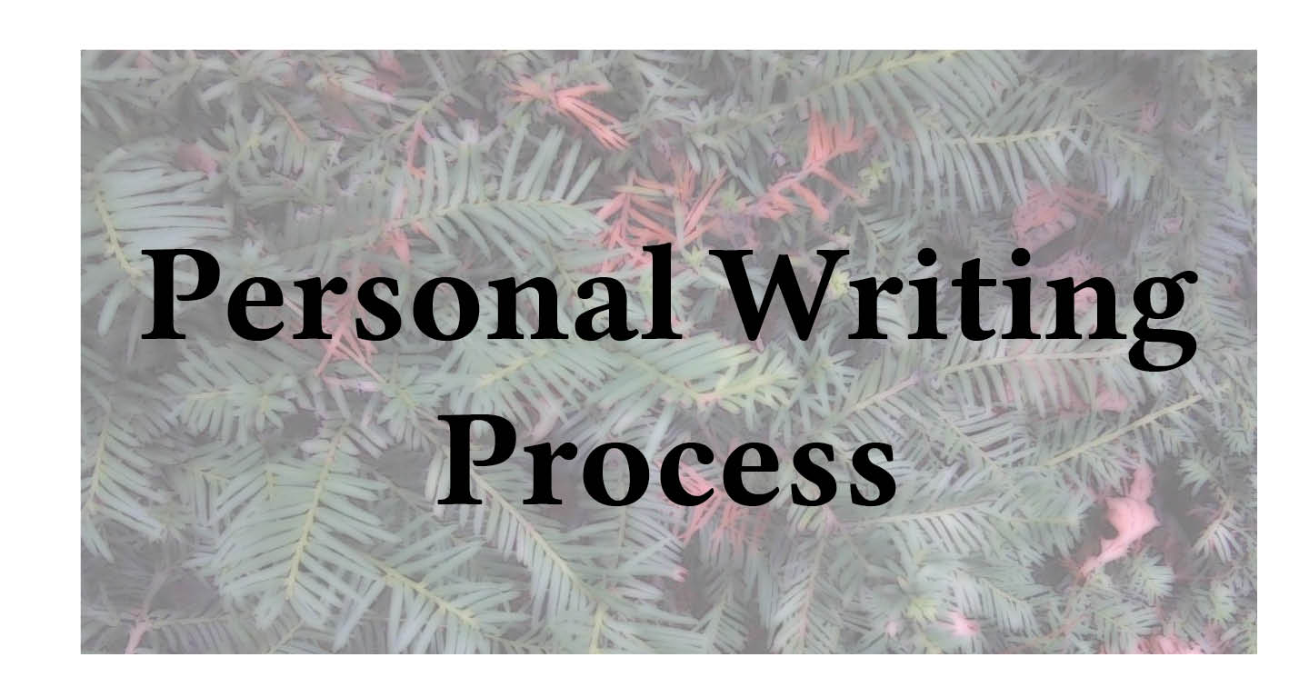 Adventures in Career Changing | Janet Gershen-Siegel | Personal Writing Process