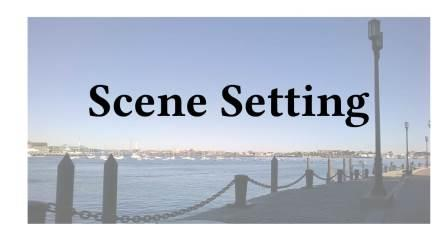 Scene Setting Beta reading