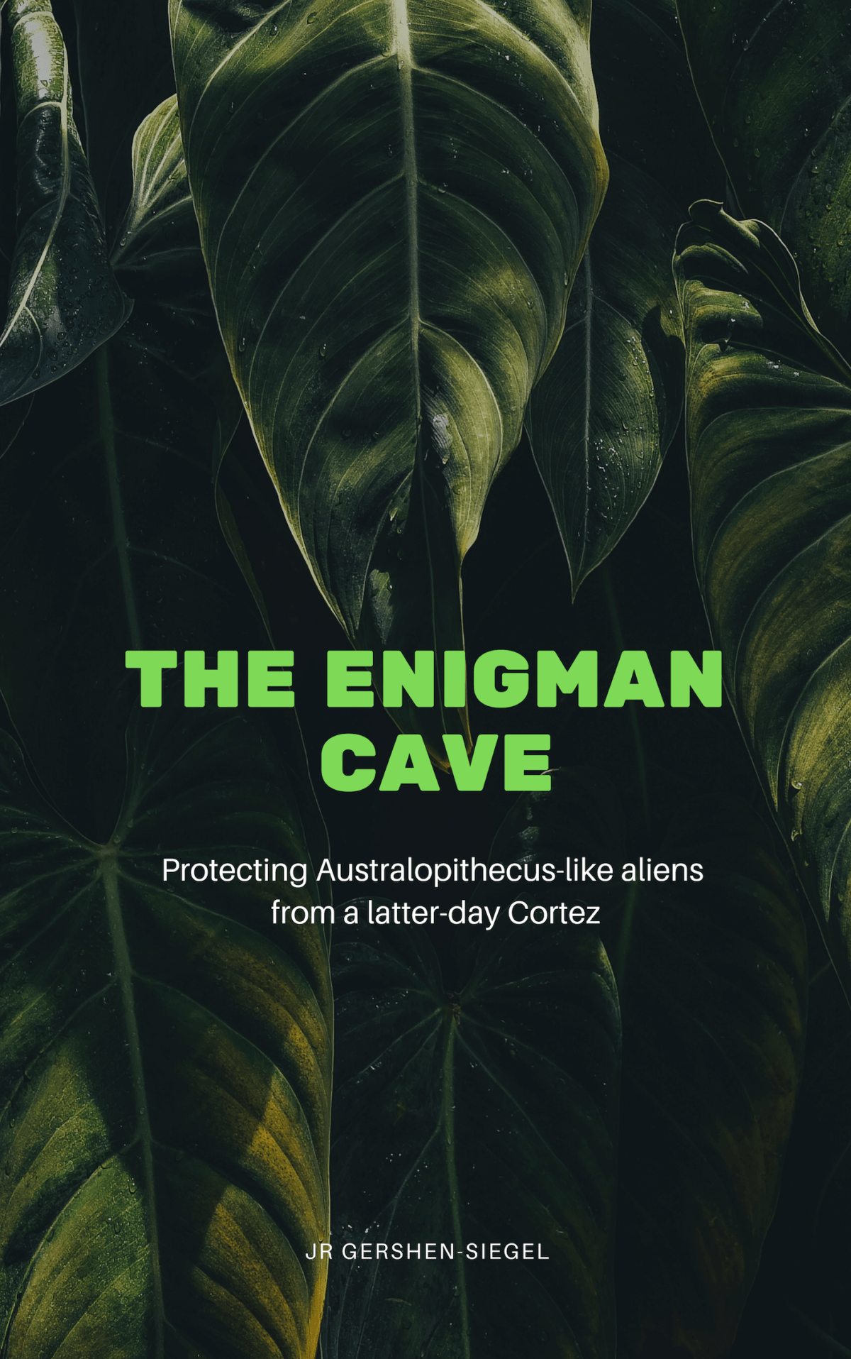 The Enigman Cave