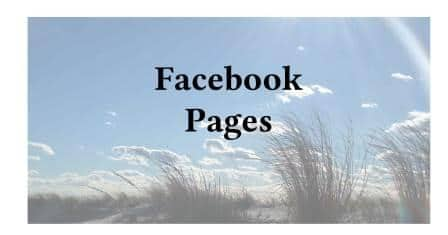 Adventures in Career Changing adding a Facebook page